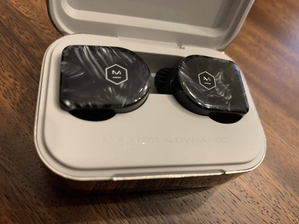 Master & Dynamic's MW07 earbuds are surprisingly good