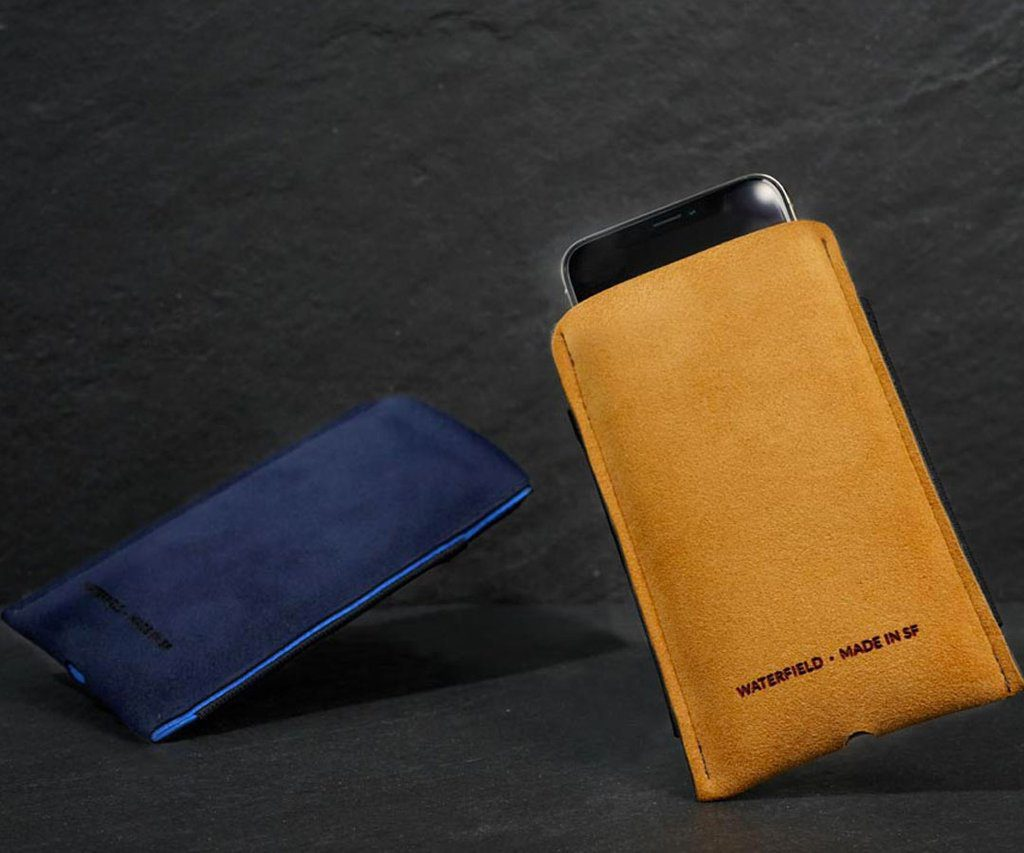 Waterfield Designs has some different case designs ready for your iPhone 11