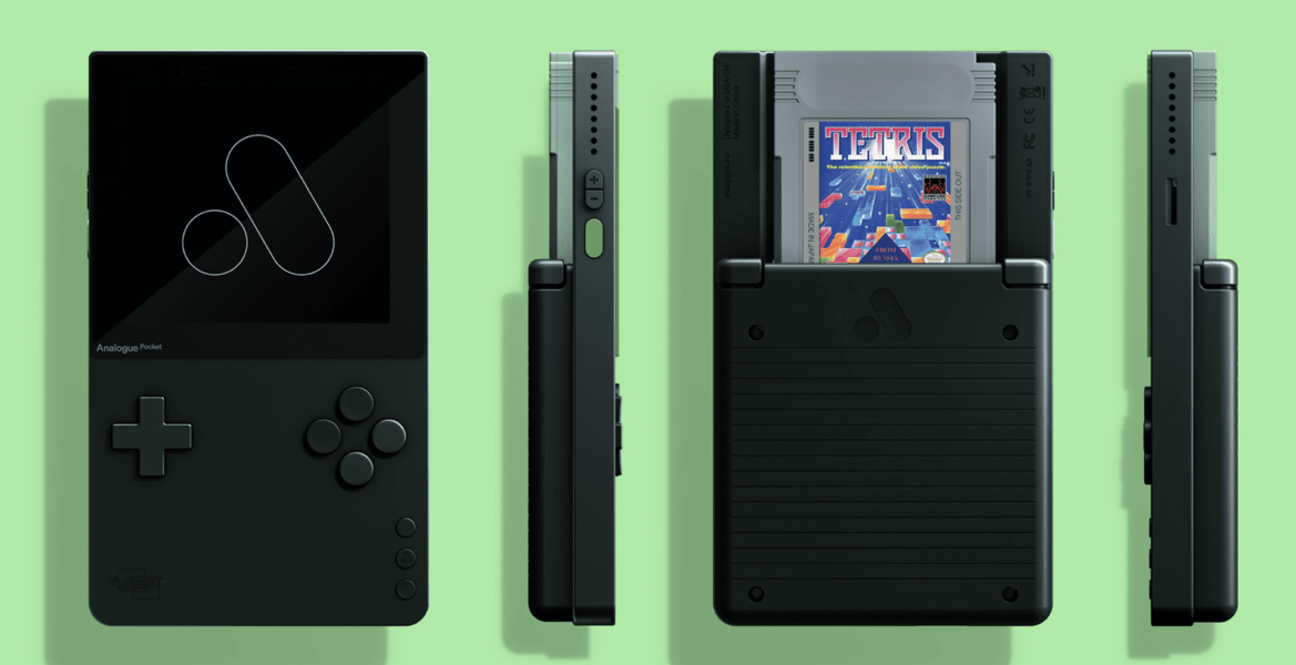 The $200 Analogue Pocket is the perfect retro gaming handheld
