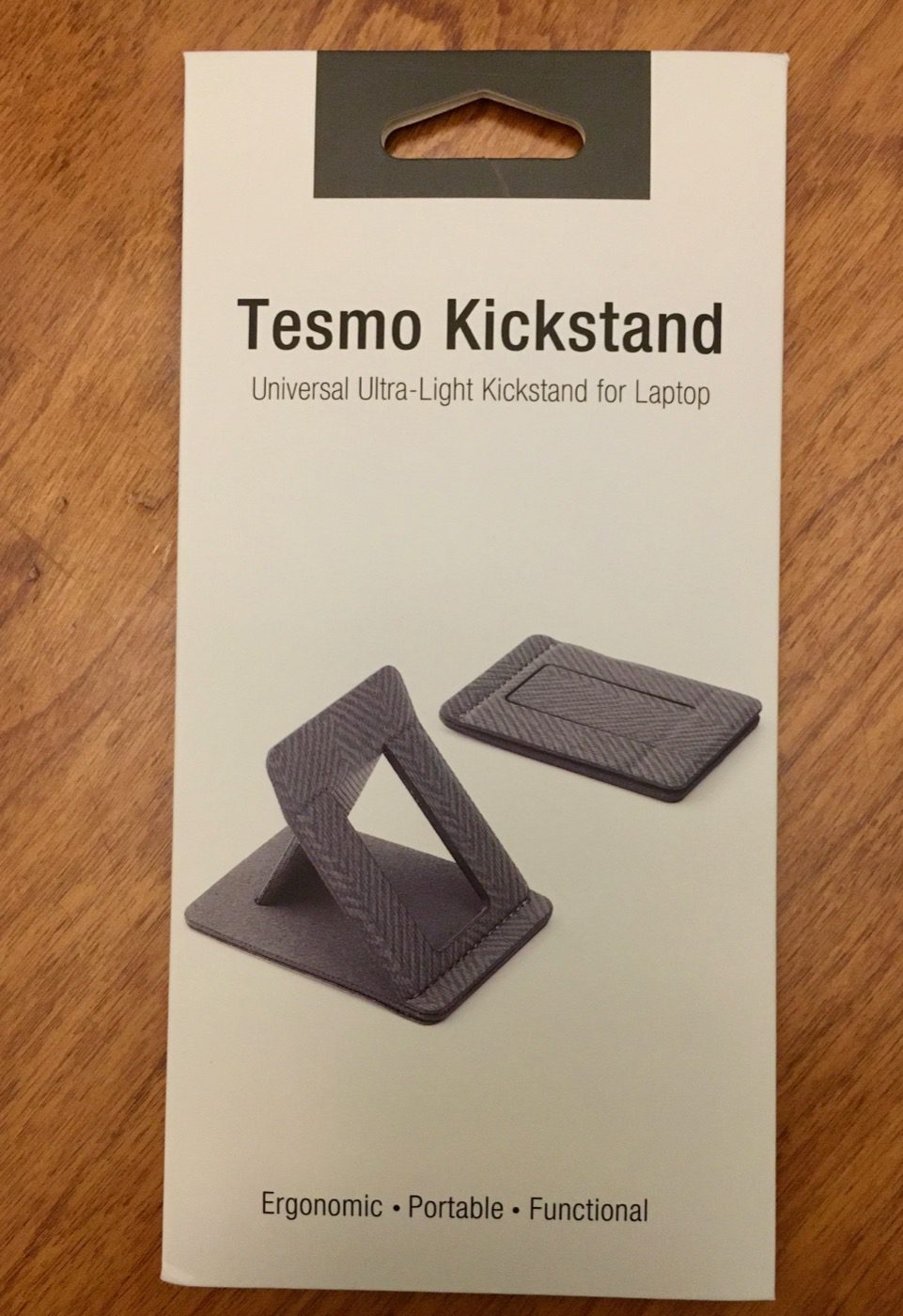 It's the Tesmo Kickstand review