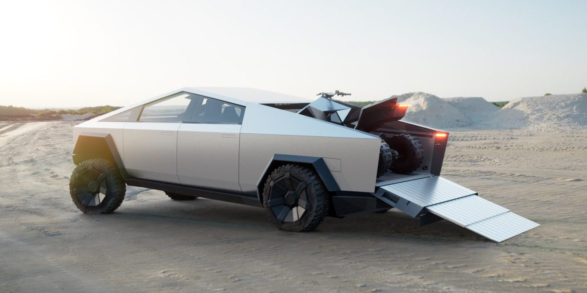 Tesla Cybertruck is the El Camino / Ranchero for our Mad Max future