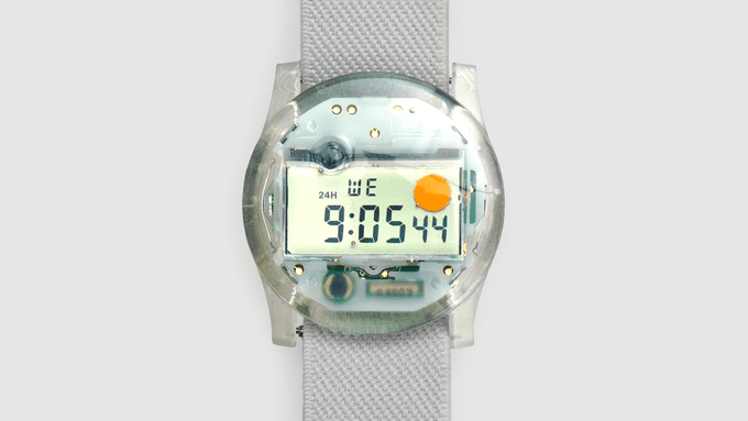Crowdfunding criticism: A watch with no way of setting the time