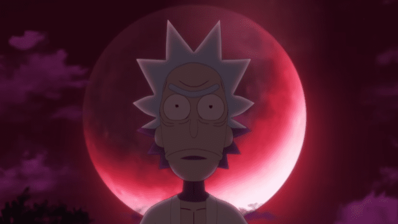 This Rick & Morty Samurai short will mow your blind