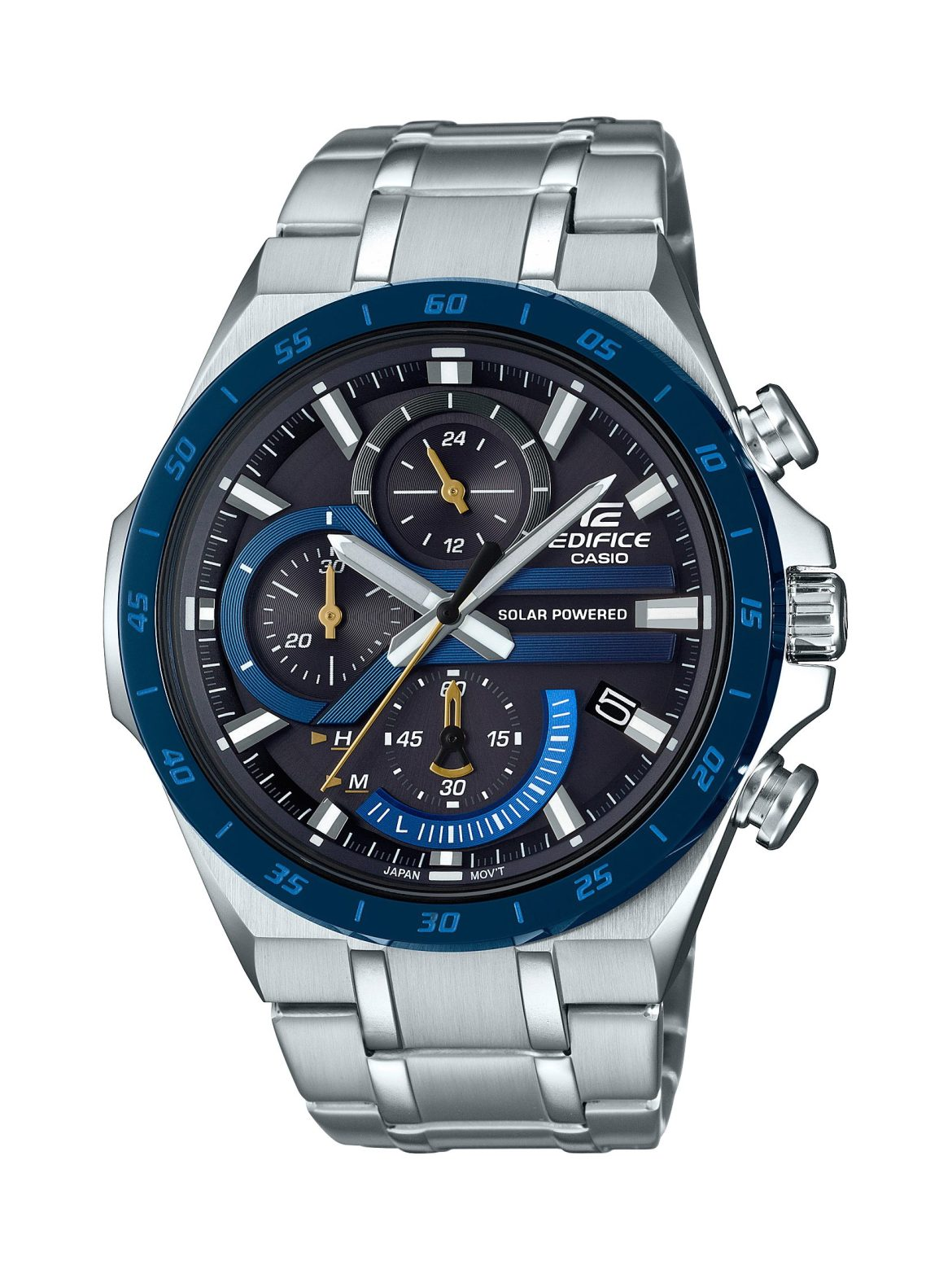 A roundup of some recent Casio Edifice releases