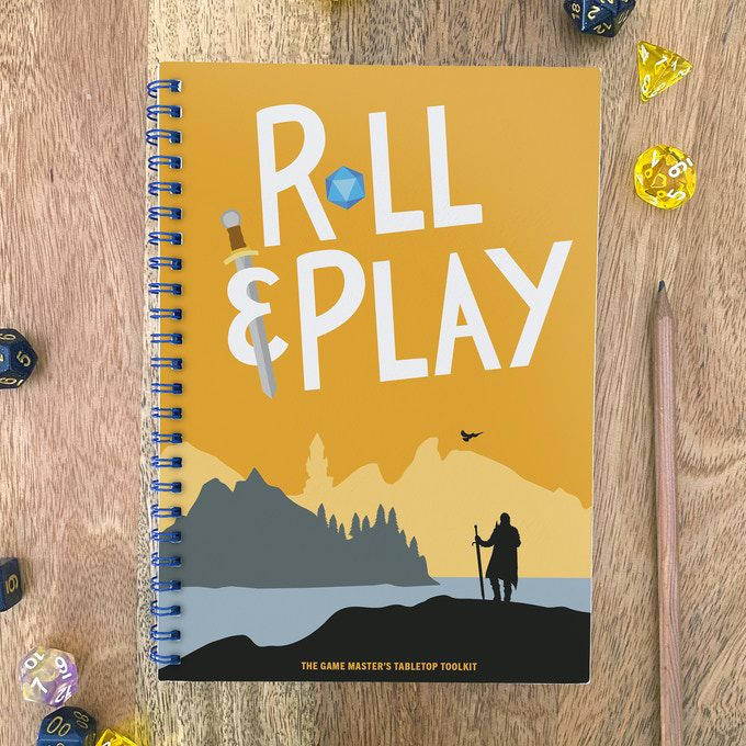 Need help bolstering your session prep?  Roll & Play can help!
