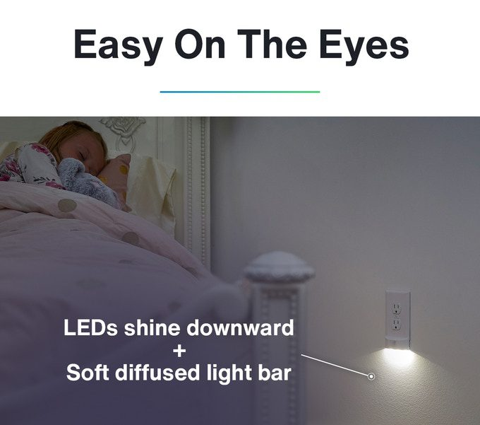 SnapPower has lights to guide the way – home automation lite