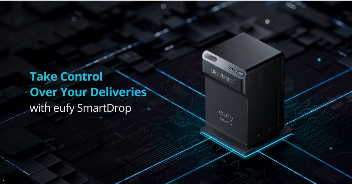 Now Funding: the eufy Security SmartDrop