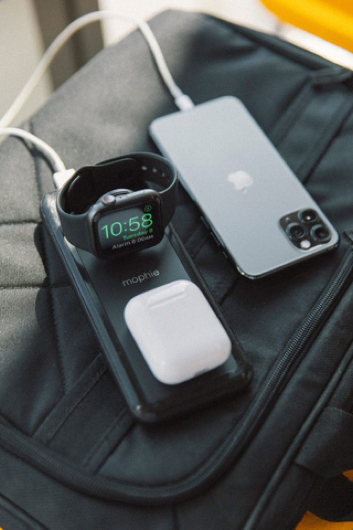 New mophie chargers for your Apple devices are here