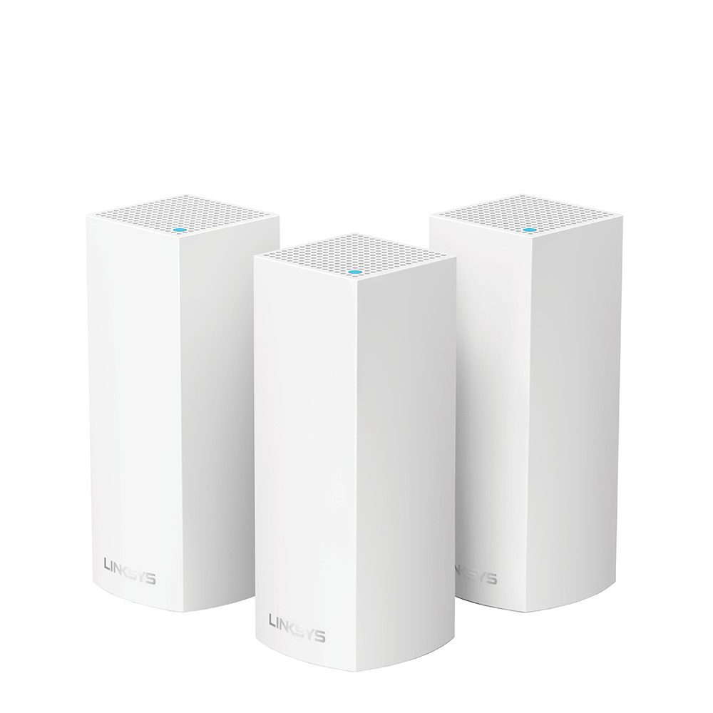 Stop home IoT from reaching the internet with Linksys Velop as a HomeKit Router