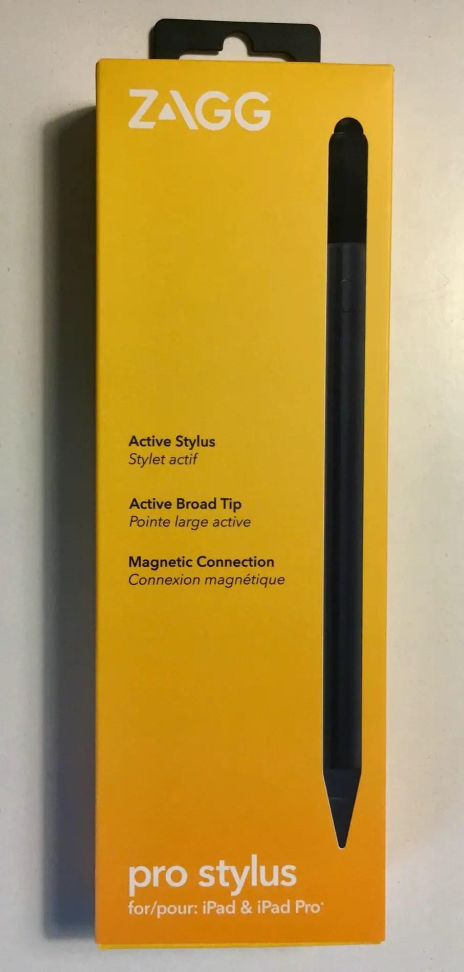 In Review: Zagg Pro Stylus