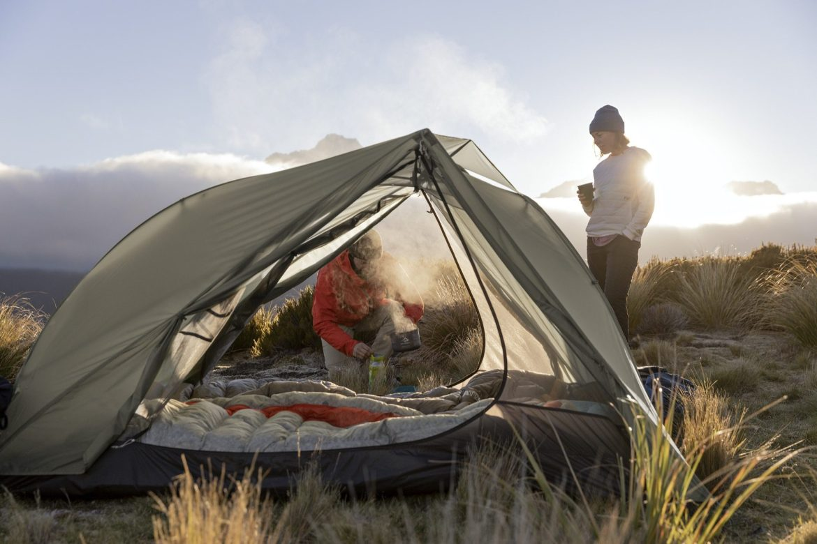 Get ready to sleep outside with new tents from Sea to Summit
