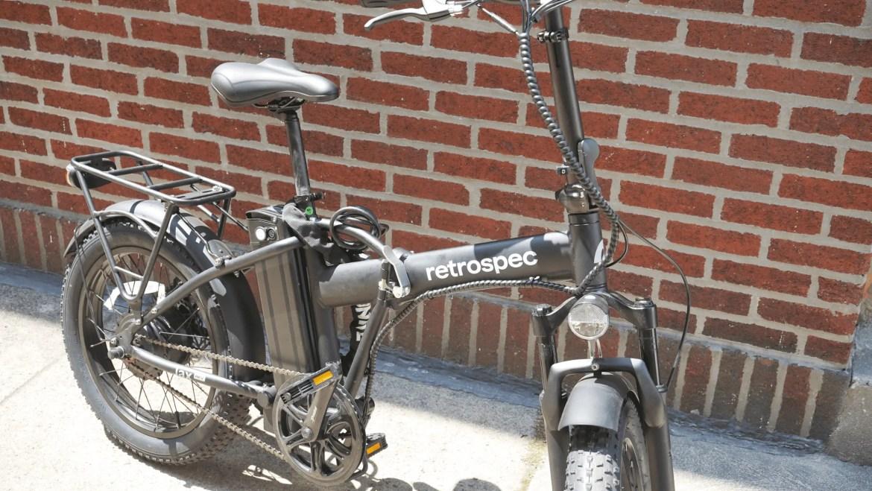 In Review: The Retrospec Jax Rev Folding Electric Bike