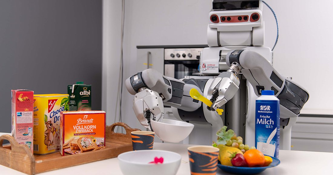 Robots for the home are difficult sci-fi dreams. Even when they make breakfast.