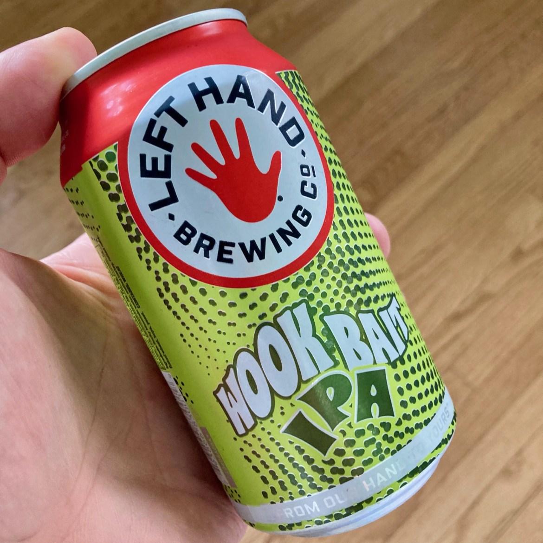 Afternoon Beer Break: Left Hand Brewing Wook Bait