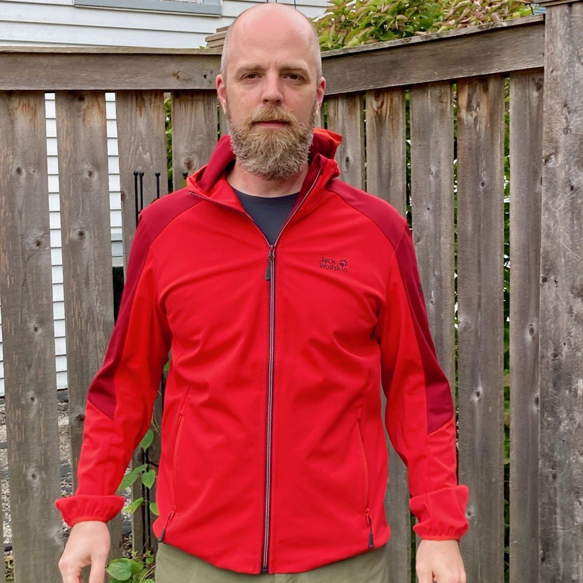 In Review: Jack Wolfskin Go Hike Softshell & Tech T