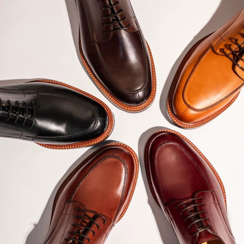 Introducing Beckett Simonon footwear