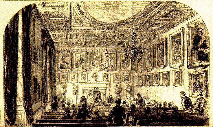 Resultado de imagem para A Royal Society e a Grande Loja de Londres de 1717 – Parte II