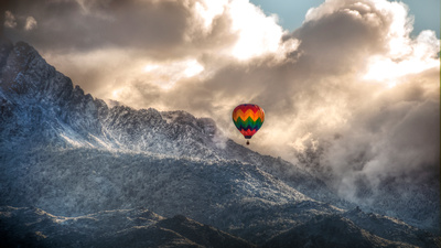 Knate Myers Photography: Slide Show Photos (Wide Ratio) &emdash; Balloon Frost