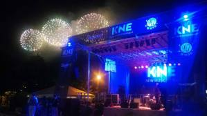Thank you to everyone that helped make the KNE New Music Stage @ Summerfest a success!