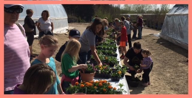 11th Annual Kid's Planting Day