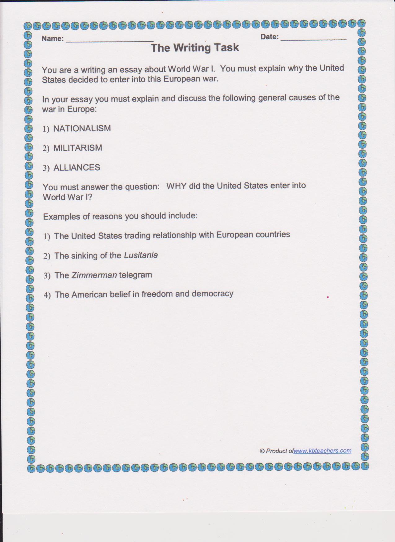 Printables Ged Social Stu S Worksheets Mywcct