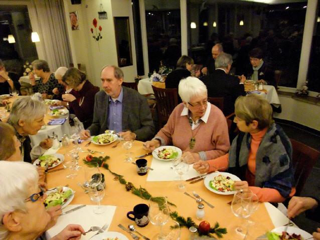 Kneippverein Bad Bevensen Adventsfeier 8