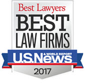 Knepper Stratton Best Law Firms Rating 2017