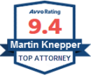 Knepper Stratton Avvo Lawyers Rating