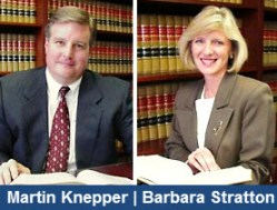 Knepper Stratton DE injury law firm
