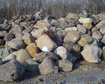 "Native Boulders  36"" - 48"""