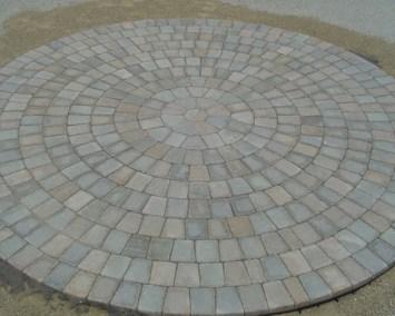 Bavarian Tumbled Circle Kit