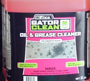 Oil & Grease Cleaner 2 qt