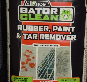 Rubber, Paint & Tar Remover