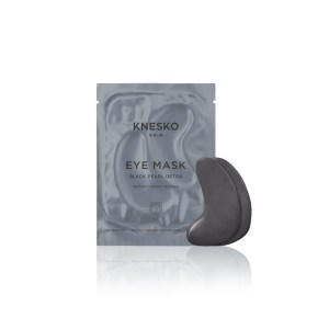 knesko black pearl eye mask pack