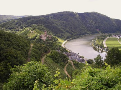 "Small village Beilstein where we have had our holiday flat - called ""Sleeping Beauty at the Mosel"" - The river Mosel is well known for its winegrowing - an area full of antique Roman and medieval heritage."