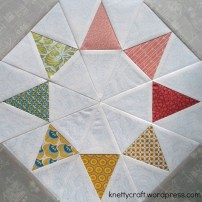 evening star - pattern by Katie Blakesley @http://swimbikequilt.com/