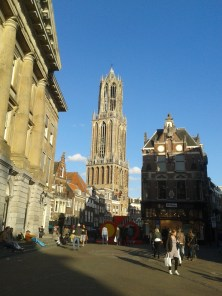 Cathedral tower of Utrecht