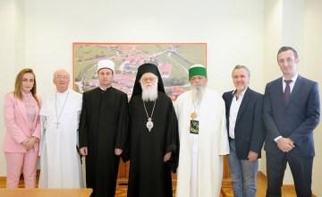 Mblidhet Këshilli i Presidencës i Këshillit Ndërfetar