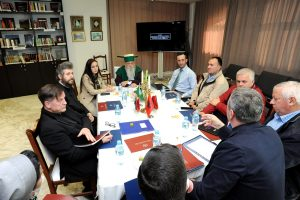 </noscript>Mblidhet Bordi Ekzekutiv i Këshillit Ndërfetar të Shqipërisë