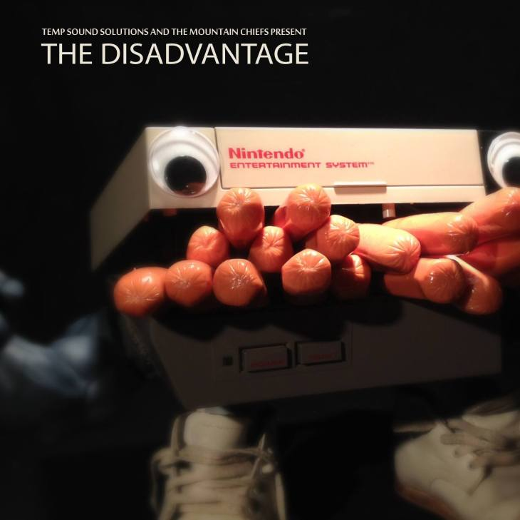 The Disadvantage cover art