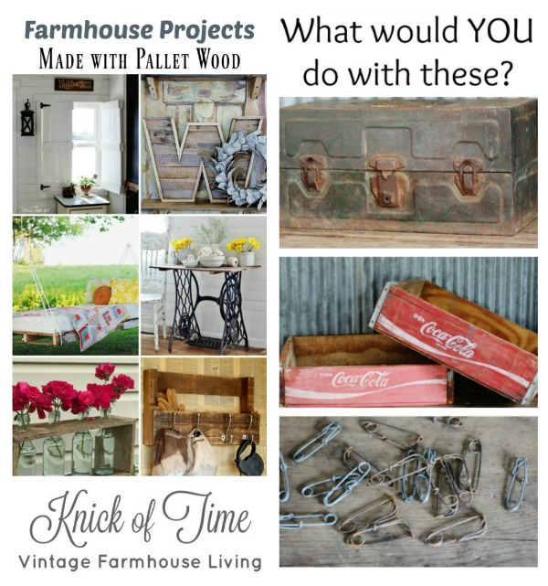 Home Decor and DIY projects - KnickofTime.net