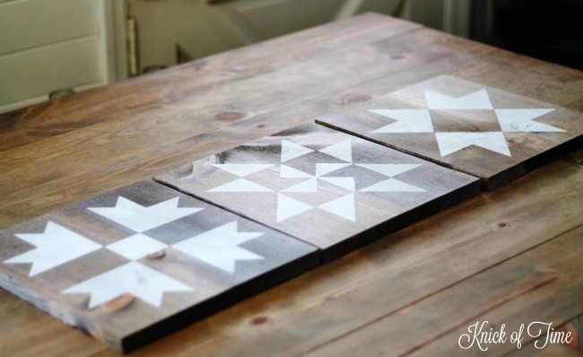 The Lazy Girls Guide To Make A Farmhouse Barn Quilt Block
