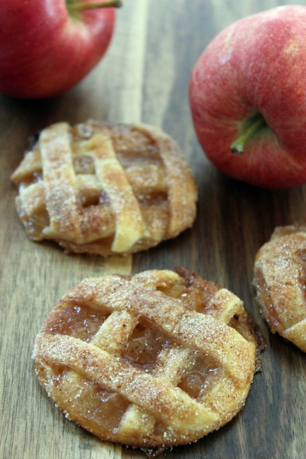 Apple Pie Cookies by Shibley Smiles