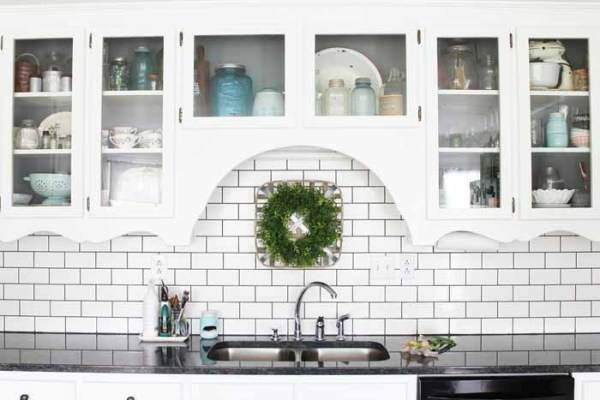 Farm Kitchen Reveal - The Country Chic Cottage