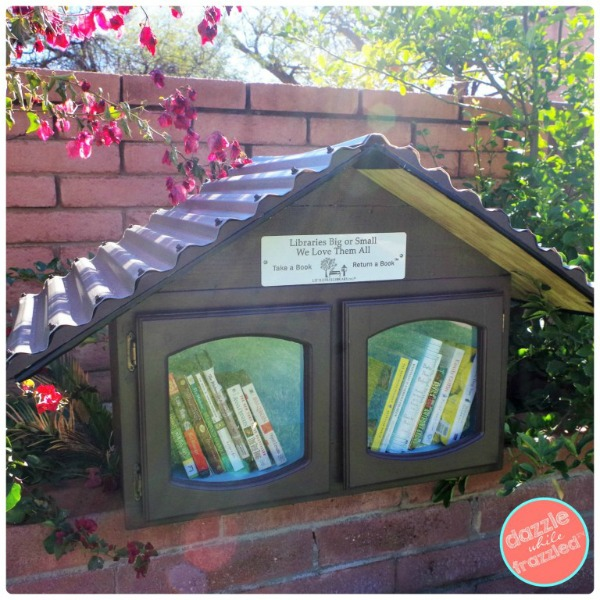 How to Make a Little Free Library with Gorilla Glue
