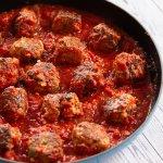 turkey italian meatballs