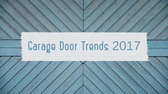 Knight Doors and Windows - Garage Door Trends 2017