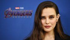 Katherine Langford - Avengers: Endgame