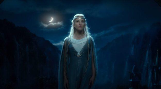 Galadriel - The Hobbit: An Unexpected Journey