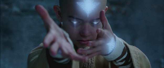 M. Night Shyamalan - Aang